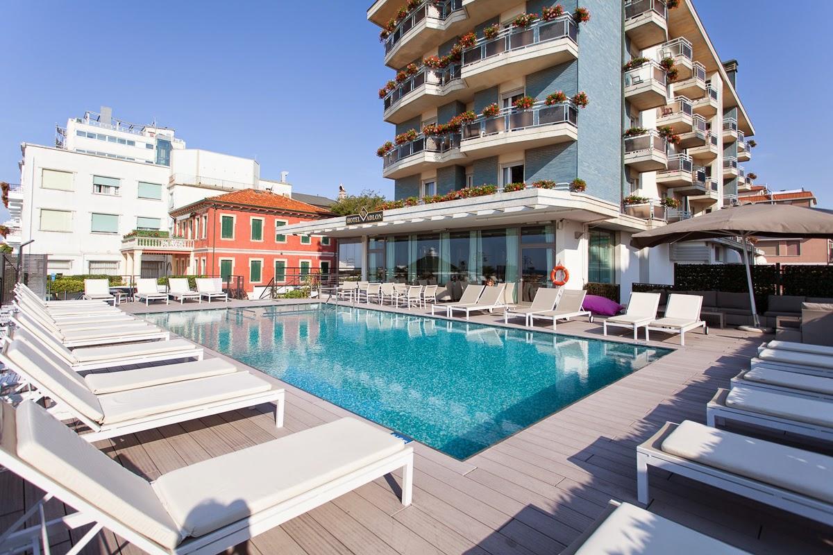 Hotel 4 stelle fronte mare jesolo hotel adlon con piscina riscaldata - Hotel jesolo con piscina fronte mare ...